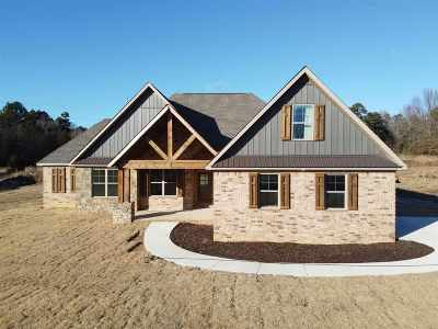 Jonesboro Single Family Home For Sale: 308 Cr 765
