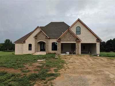 Jonesboro Single Family Home For Sale: 4395 Cr 745