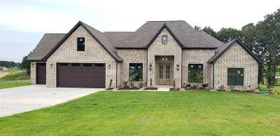 Jonesboro Single Family Home For Sale: 2640 Cr 759