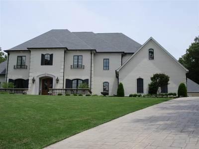 Jonesboro Single Family Home For Sale: 3880 Ridgewood Cove
