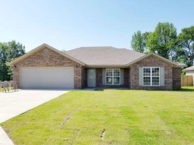 Jonesboro Single Family Home For Sale: 6041 Spencer Drive
