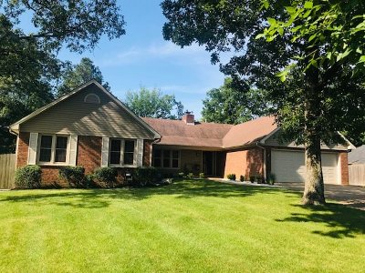 Jonesboro Single Family Home For Sale: 603 Arrowhead Dr
