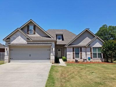 Jonesboro Single Family Home For Sale: 5504 Hollow Creek Lane