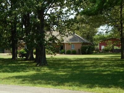 Jonesboro Single Family Home For Sale: 6610 Taylors Chapel Ln