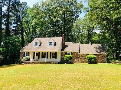 Jonesboro Single Family Home For Sale: 1703 Chickasaw