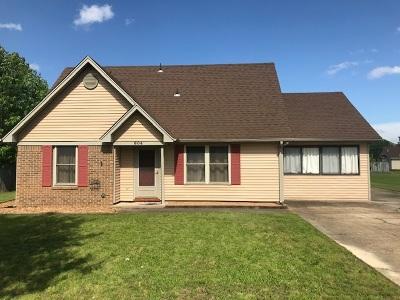 Jonesboro Single Family Home For Sale: 604 Windrew Circle
