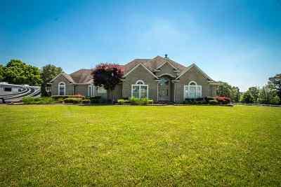 Jonesboro Single Family Home For Sale: 1127 Cr 759