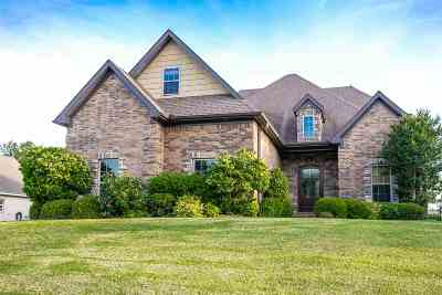 Jonesboro Single Family Home For Sale: 4408 Lochmoor Cv.