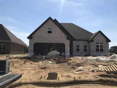 Jonesboro Single Family Home For Sale: 2504 Eden Hills Ln