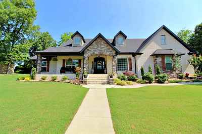 Paragould Single Family Home For Sale: 1605 Wedgewood Dr