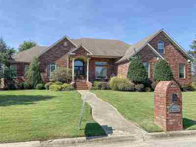 Paragould Single Family Home For Sale: 1508 S 34th