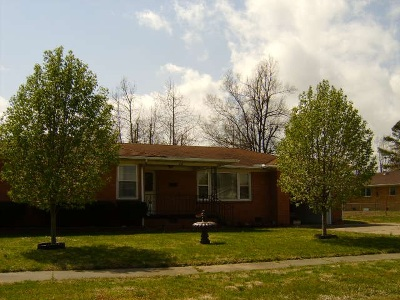 Paragould Single Family Home For Sale: 1818 Magnolia