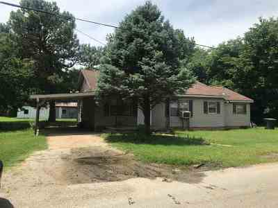 Single Family Home For Sale: 411 S Nance