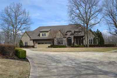 Craighead County Single Family Home For Sale: 3800 Friendly Hope Road