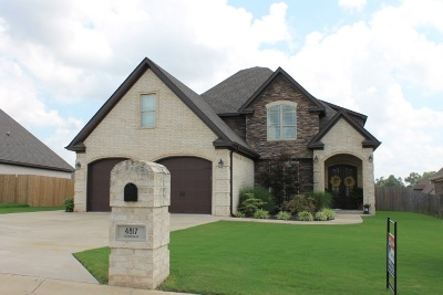 Craighead County Single Family Home For Sale: 4817 Glenneagles