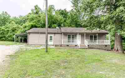 Single Family Home For Sale: 2453 Highway 168 N