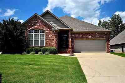 Jonesboro Single Family Home For Sale: 4412 Lochmoor