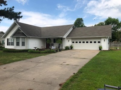 Paragould AR Single Family Home For Sale: $158,500