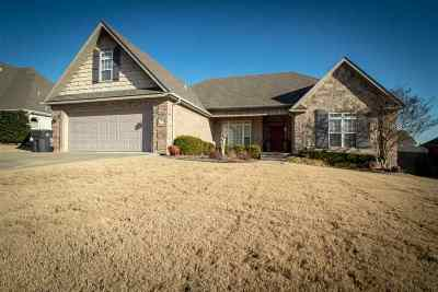 Single Family Home For Sale: 2525 Granite Pointe