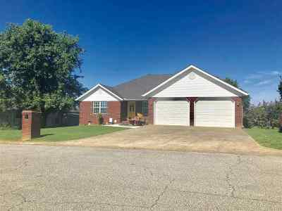 Paragould AR Single Family Home For Sale: $185,000