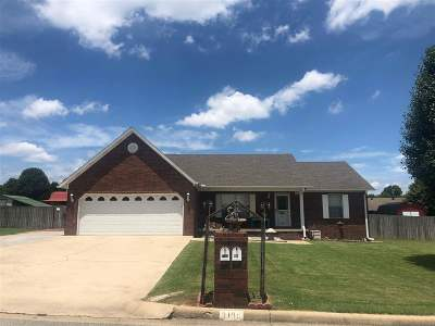 Paragould Single Family Home For Sale: 3105 New Castle
