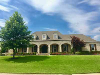 Jonesboro Single Family Home For Sale: 2325 Grand Oaks Cove