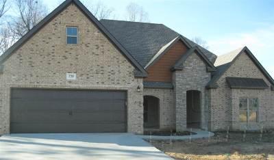 Jonesboro Single Family Home For Sale: 3785 Cr 751