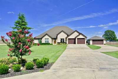 Jonesboro Single Family Home For Sale: 83 Cr 7454
