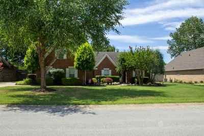 Jonesboro Single Family Home For Sale: 3111 Bowden Drive