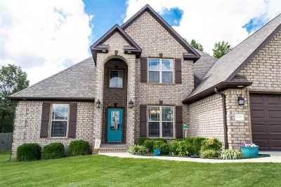 Jonesboro Single Family Home For Sale: 4125 Cypress Knoll Rd
