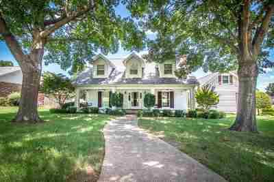 Jonesboro Single Family Home For Sale: 2804 Ridgemont