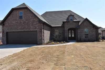 Jonesboro Single Family Home For Sale: 6409 Merrell Drive
