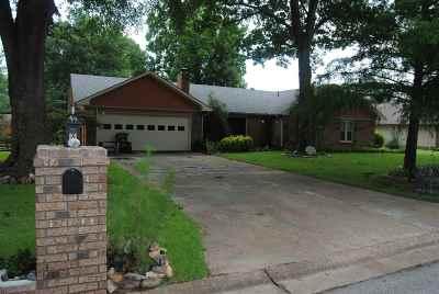 Jonesboro Single Family Home For Sale: 2904 Bermuda
