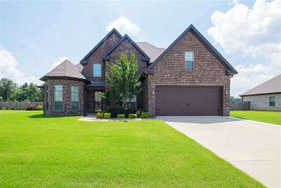 Jonesboro Single Family Home For Sale: 797 Smithfield