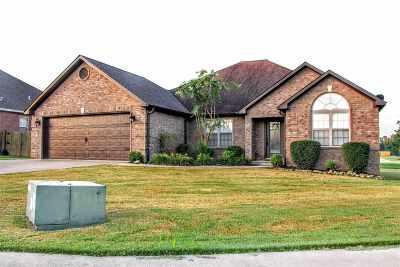 Jonesboro Single Family Home For Sale: 4521 Peter Trail