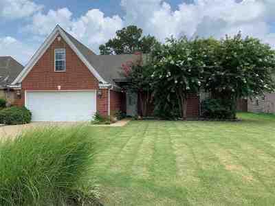 Jonesboro Single Family Home For Sale: 3309 Ridgeway Circle