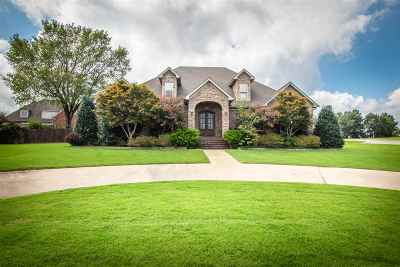 Jonesboro Single Family Home For Sale: 4316 Clubhouse Drive