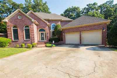 Craighead County Single Family Home For Sale: 2304 Rusher Lane