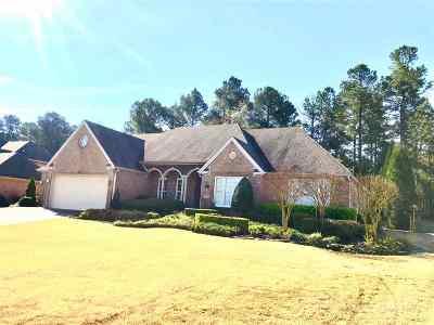 Jonesboro Single Family Home For Sale: 3821 Pebble Beach