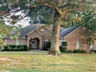 Paragould Single Family Home For Sale: 1912 Hyde Park Cv