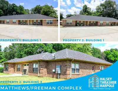 Craighead County Multi Family Home For Sale: 708 Freeman #1700 &am