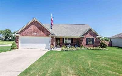 Craighead County Single Family Home For Sale: 4900 Prospect Farm Rd