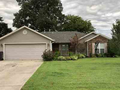 Craighead County Single Family Home For Sale: 5916 Newcastle