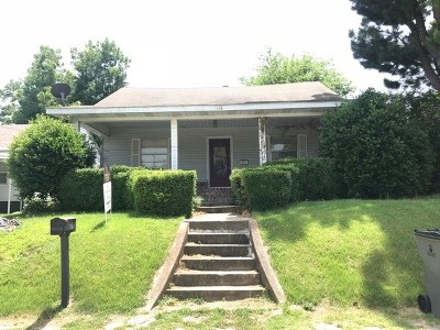 Paragould AR Single Family Home For Sale: $59,000