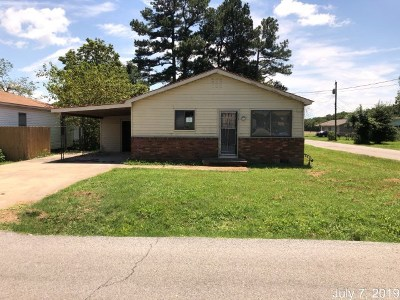 Paragould AR Single Family Home For Sale: $23,000