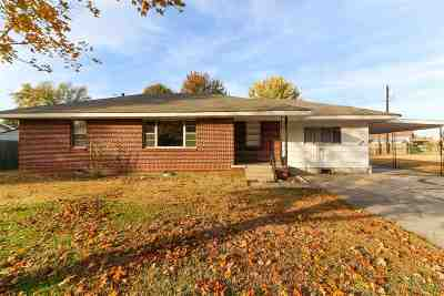 Paragould AR Single Family Home For Sale: $95,000