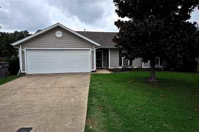 Craighead County Single Family Home For Sale: 5900 Britton Cove