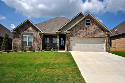 Craighead County Single Family Home For Sale: 3705 Jaxon