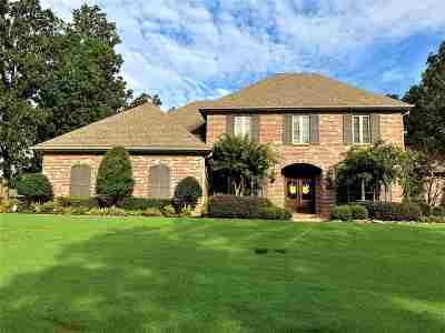 Jonesboro Single Family Home For Sale: 4309 Wood Crest
