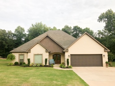 Jonesboro Single Family Home For Sale: 142 Cr 4035